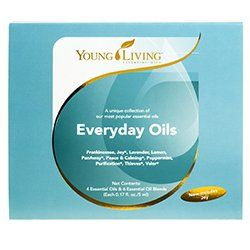 Young Living Everyday Essential Oils... $135.00