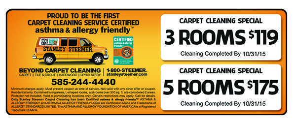 save on your carpet cleaning with stanley steemer coupons upholstery cleaning for your couch or