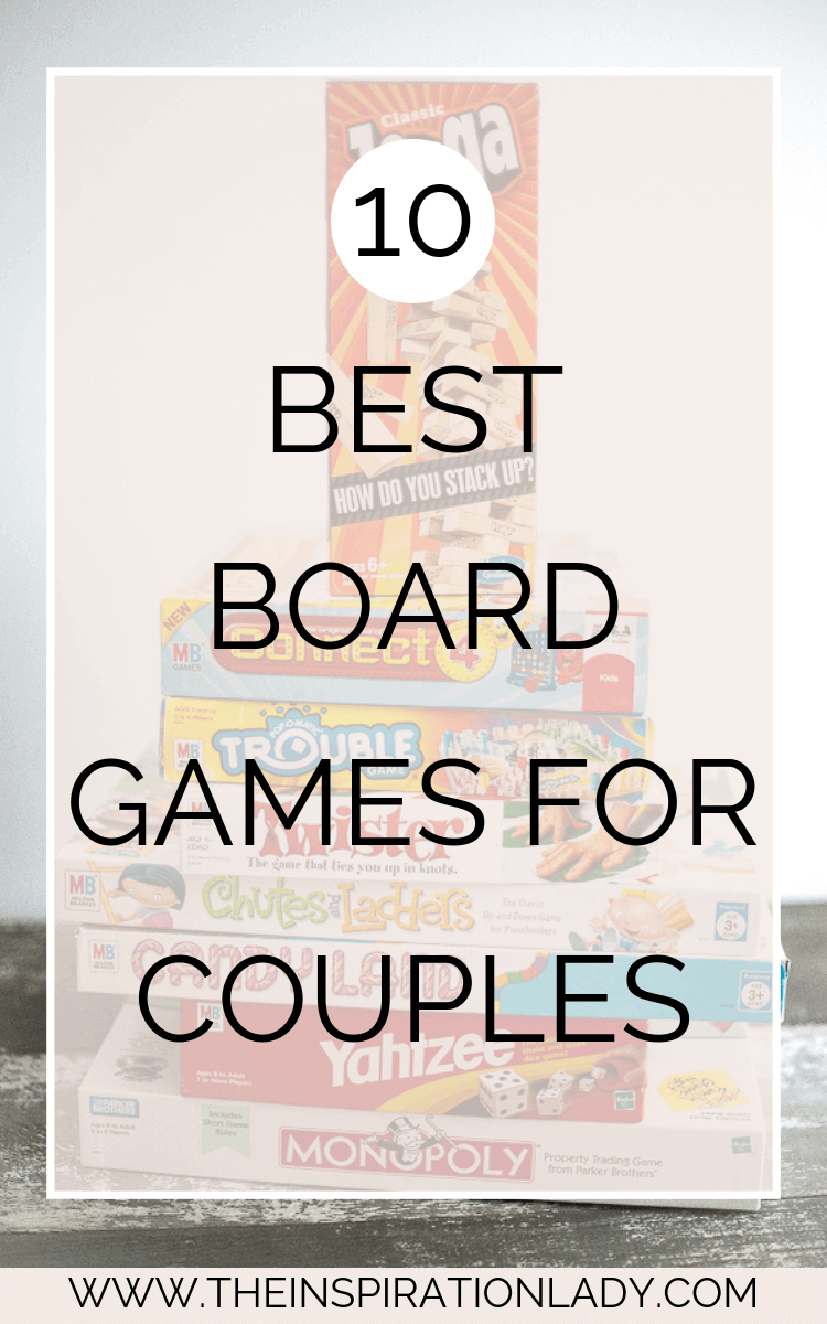 10 best board games for couples best of the inspiration lady rh pinterest com