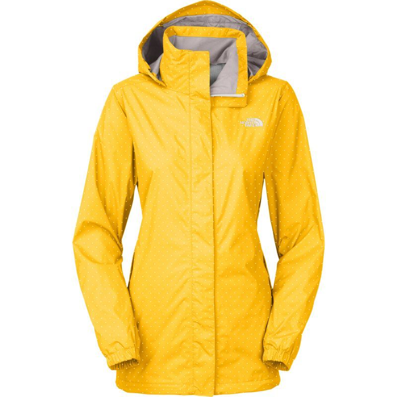 89d0fc5162b7 ... switzerland the north face womens resolve parka rain jacket size medium  freesia yellw classic dot c17ff