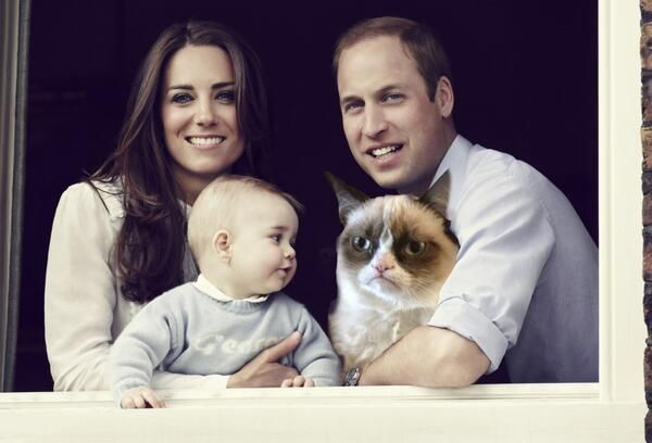 No matter how cute he is, there will always be someone who dislikes the royal baby.