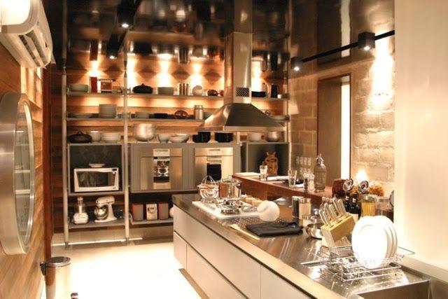 Cocinas bonitas rem cocina 3 pinterest cocinas for Cocinas chiquitas