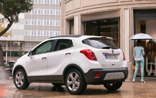 Otomotivde Gelecek Olan Yeni Modeller Opel Mokka Car Cars