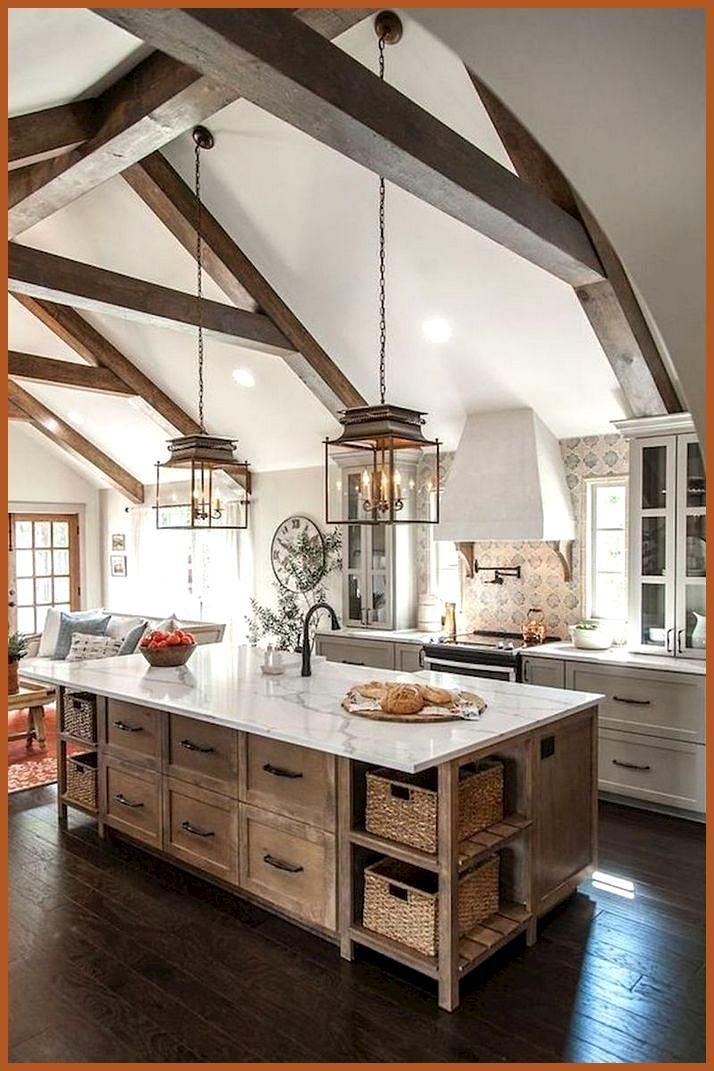 93 Models Farmhouse Kitchen On A Budget The Ultimate Convenience 71  93 Models Farmhouse Kitchen On