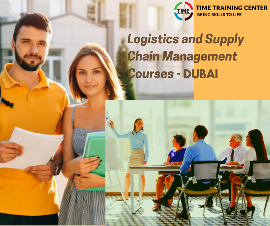 Logistics and Supply Chain Management Courses in Abu Dhabi  !! Time