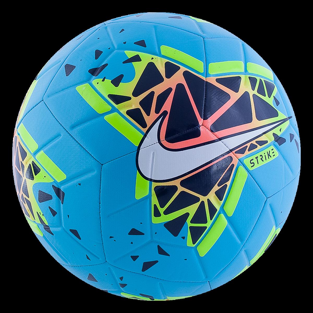 Nike Strike Soccer Ball 19 20 Blue Green 5 Soccer Ball Nike Soccer Ball Soccer