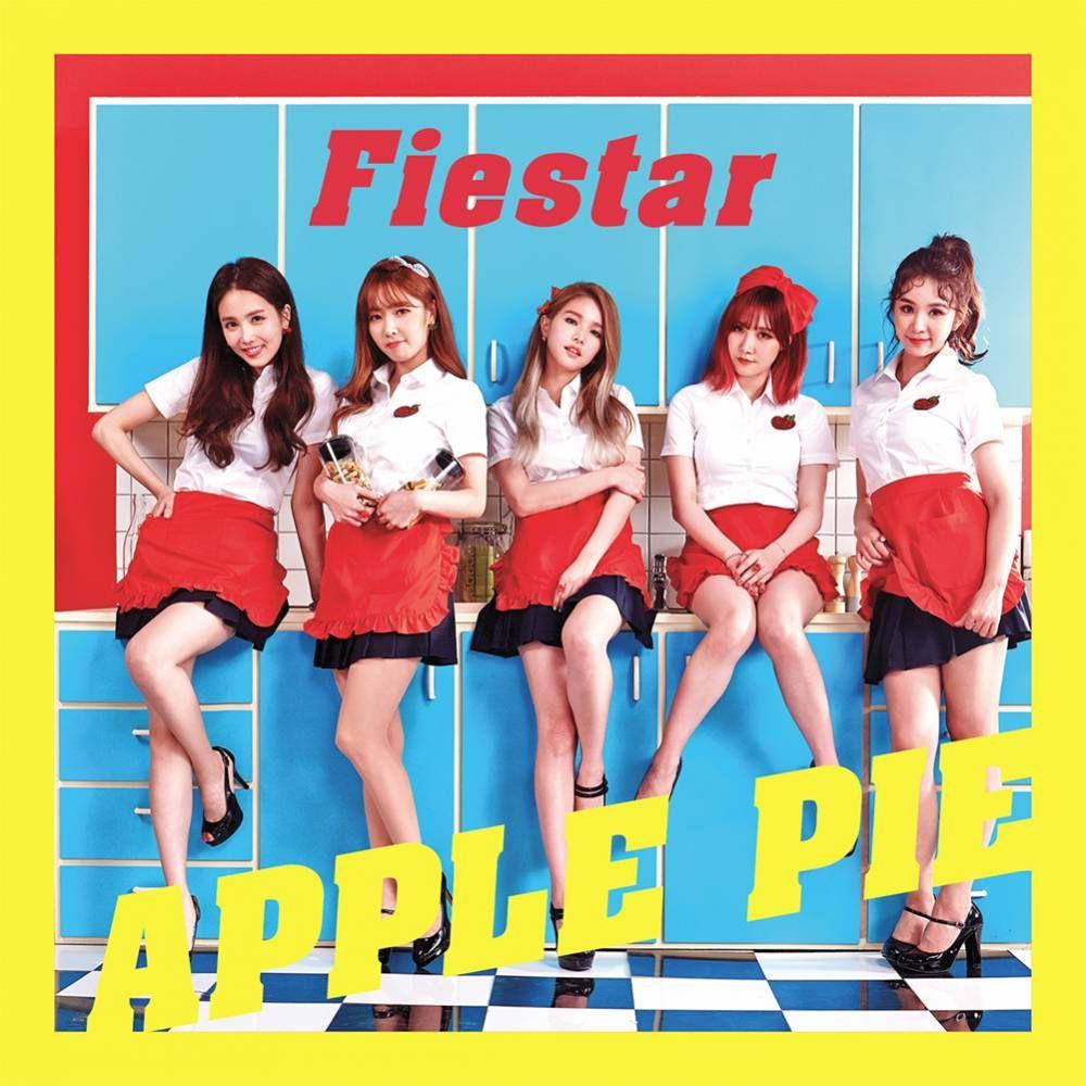 Song Mv Review Fiestar Apple Pie Apple Pie Pop Albums South Korean Girls