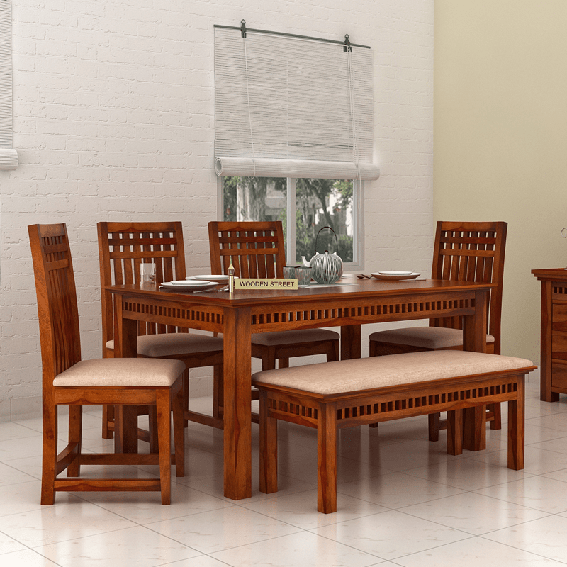 44+ Modern dining table set with bench Inspiration