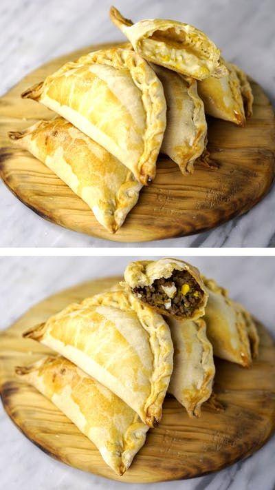 2 Sabores de Empanadas ~ Receita