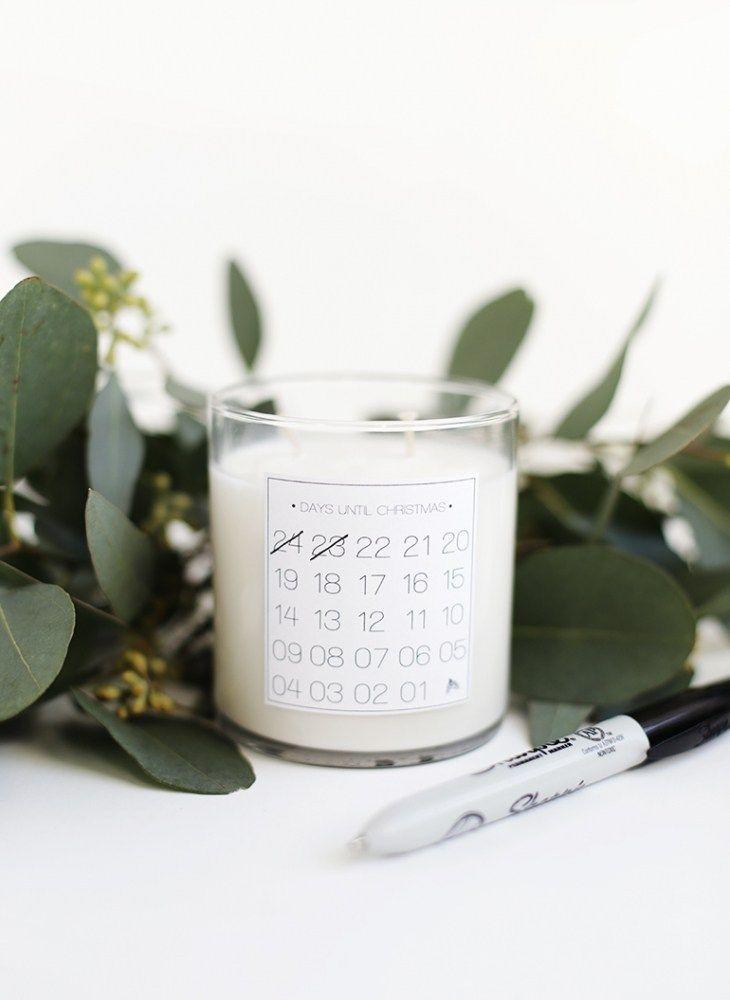39 idées de calendrier de l'avent DIY à fabriquer soi-même #calendrierdel#39;aventdiy