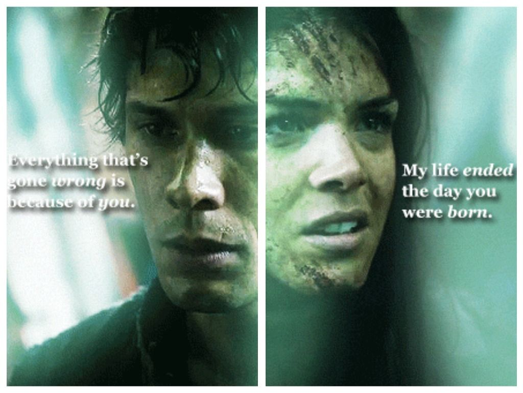 Pin By Veronica Green On Movies Tv Shows Bellarke The 100 Tv Series The 100