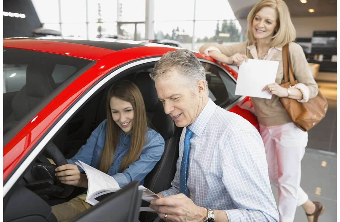 Buying A Car Is Pretty Exciting But If You Want To Get The Best Deal It S Best To Contain Your Ent Hero Images Car Buying Car Buying Tips Car Salesman
