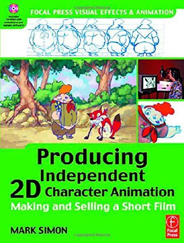 Download Free Producing Independent 2d Character Animation Making
