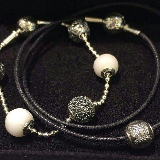 2cf501c49 2 beautiful Pandora essence bracelets Pandora Bracelet Charms, Pandora Rings,  Pandora Jewelry, Pandora