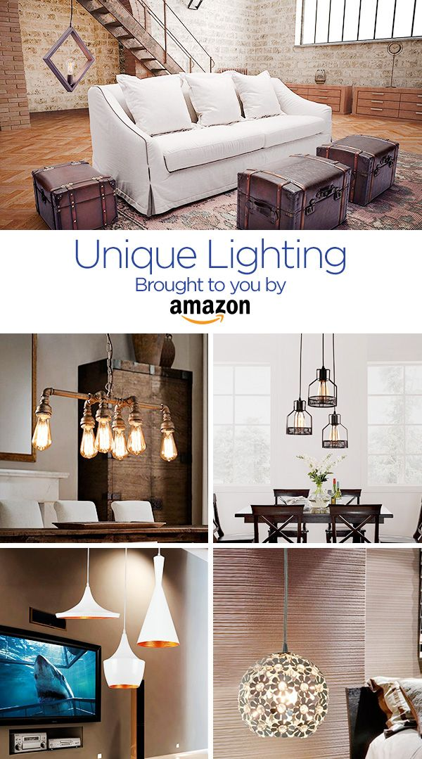 Lighting Options To Brighten Every Room And Space.