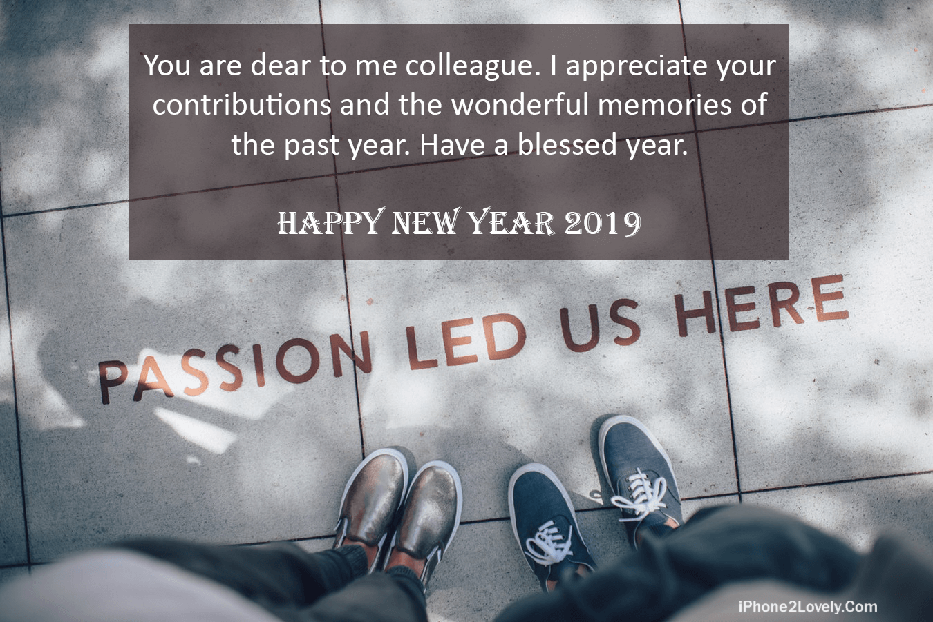 New Year 2019 Best Wishes For Collegues And Team Members Happy New Year Wishes New Year 2020 Happy New Year Quotes