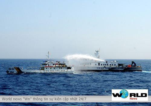 """Tin biển Đông: Âm mưu Trung Quốc trên """"biển Đông"""" vẫn không đổi"""