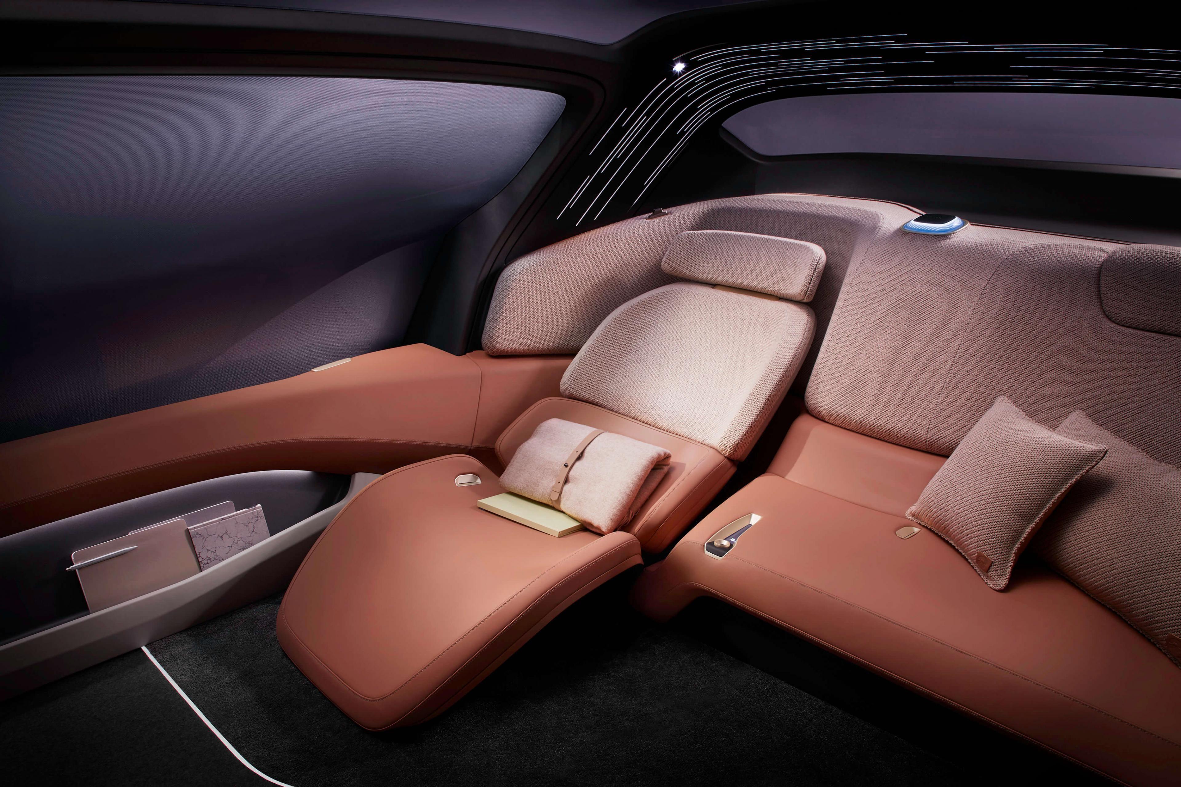 G19 Nio Eve 12 Relax Jpg 3840 2560 Electric Car Concept Concept Cars Autonomous Vehicle