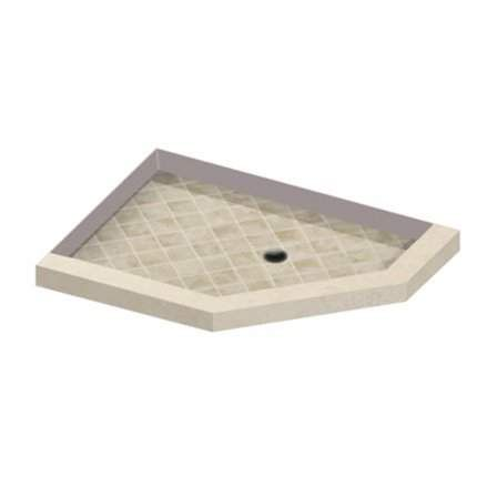 Home Products Corner Shower Base Shower Base Neo Angle Shower
