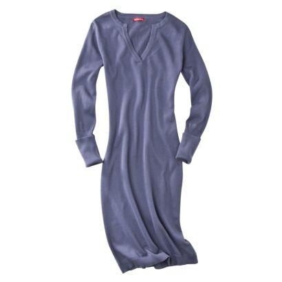 Merona® Women's Split Neck Sweater Dress