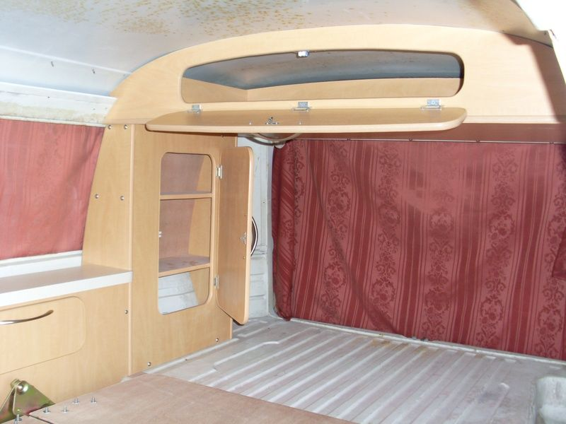 We Make Quality Interiors For The VW T2 T4 Camper Van RHD LHD Rat Will Soon Be On Web Site SMEV Propex Shoreline