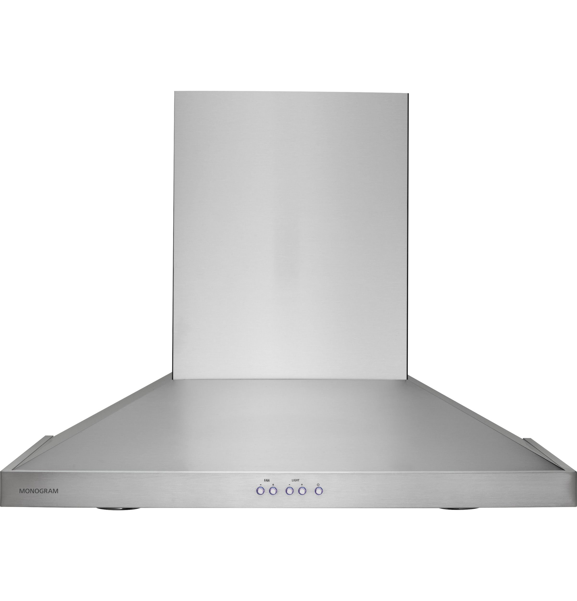 Zv830smss Monogram 30 Wall Mounted Vent Hood The Monogram Collection Monogram Appliances Vent Hood Ge Monogram Appliances