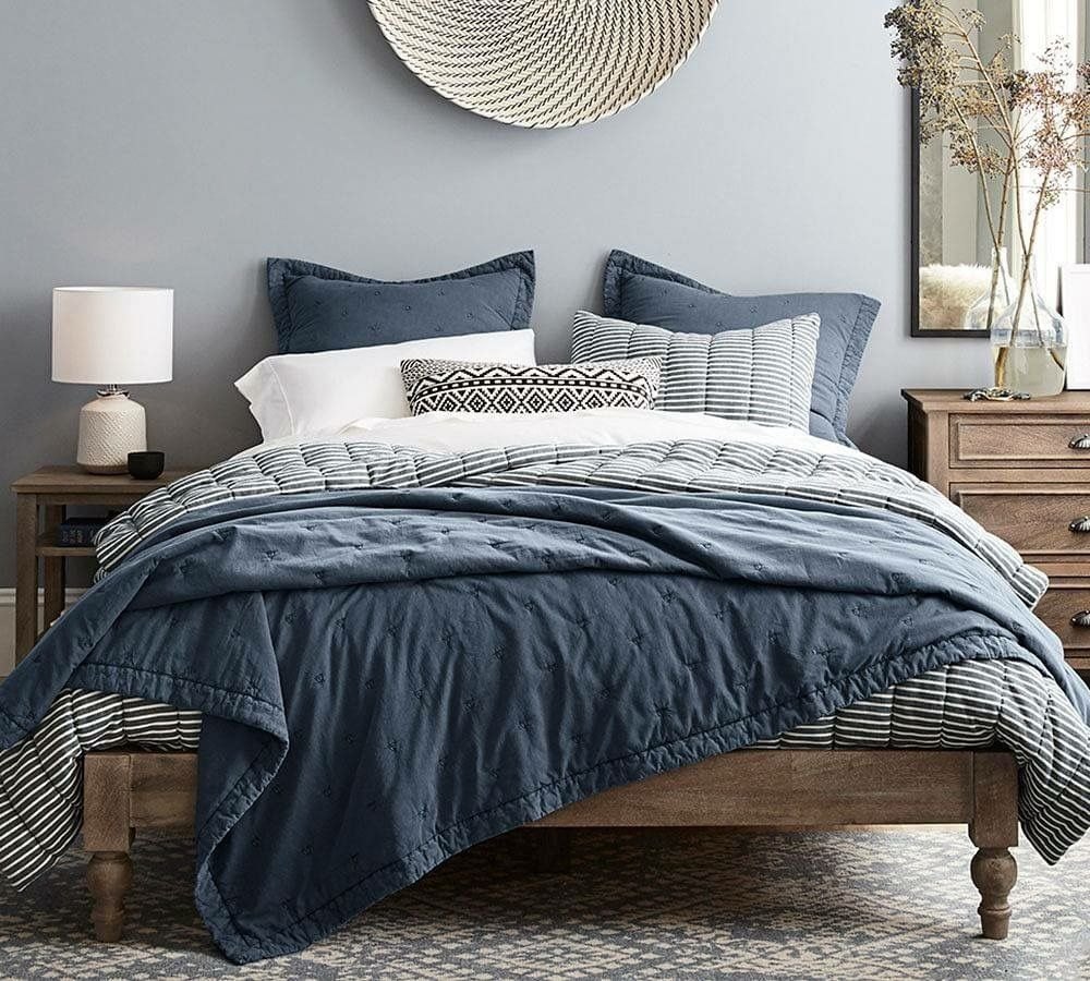 Pottery barn home sweet home barn bedrooms bedroom - Pottery barn master bedroom ideas ...