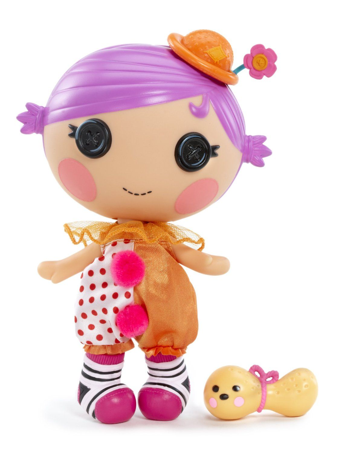 Lalaloopsy Littles Series 1 - Squirt Lil Top is Peanut Big Top's ...