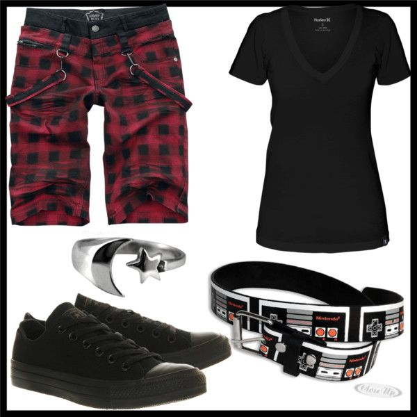 """Untitled #211"" by emoslendergirl on Polyvore"