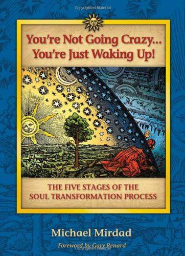 You Re Not Going Crazy You Re Just Waking Up The Five Stages Of Soul Transformation Process By Michael Mirdad Http Www Amazon Com Dp 0974021628 Ref Cm Sw R