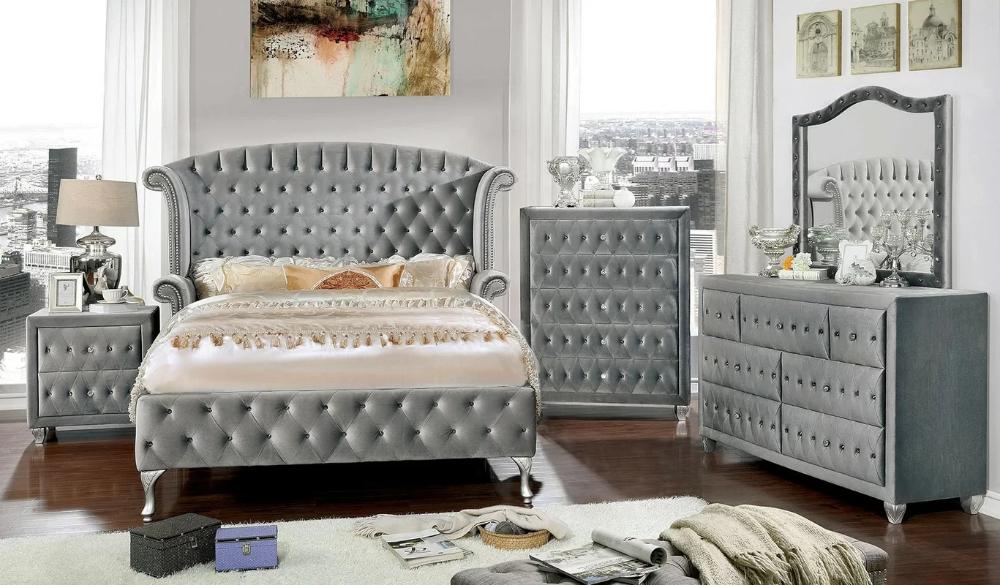Queen Bedroom Sets You Ll Love In 2020 Wayfair In 2020 Upholstered Bedroom Set Upholstered Bedroom Bedroom Sets Queen