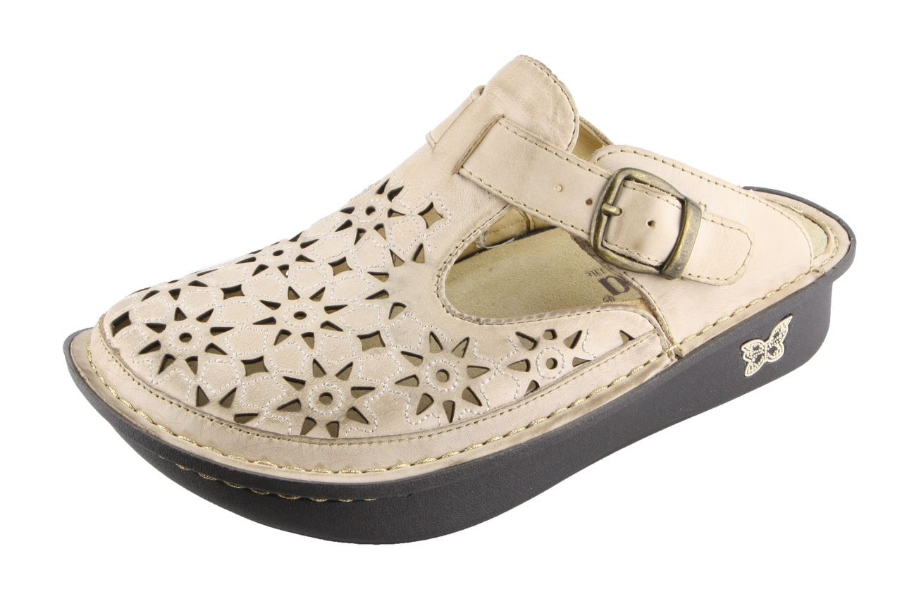 Alegria Shoes - Classic Breezy Almond Clog, $119.95 (http://www.