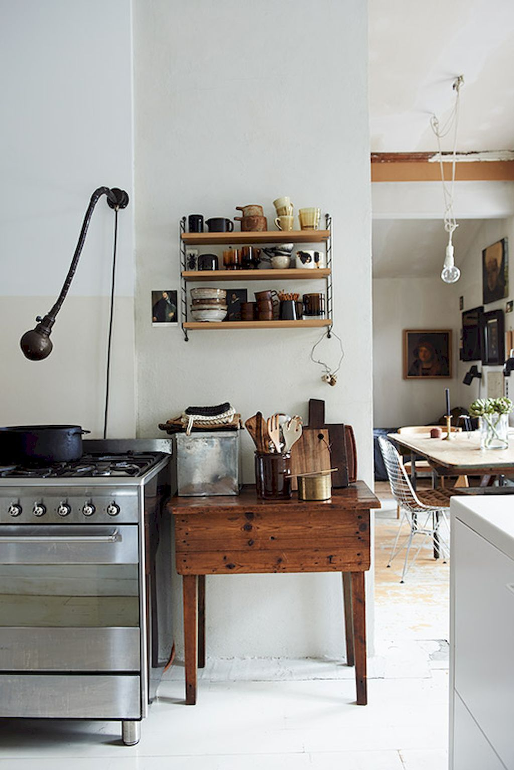 Cool beautiful scandinavian kitchen designs livinking