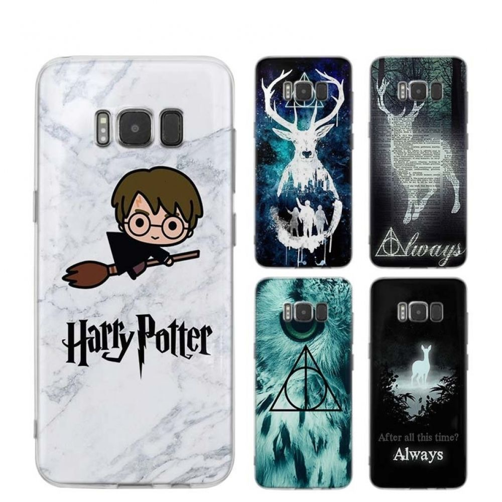Harry Potter Phone Cases For Samsung Galaxy S9 S8 S7 S6 Note 9 8