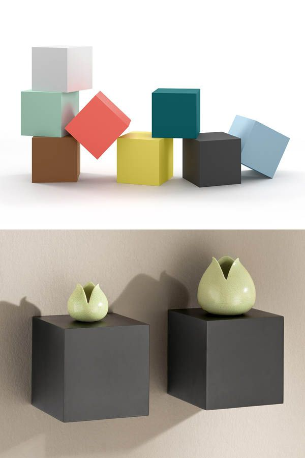 Shelf Cubes Many Cube Shelf Ideas Regalwurfel Wurfelregal Und