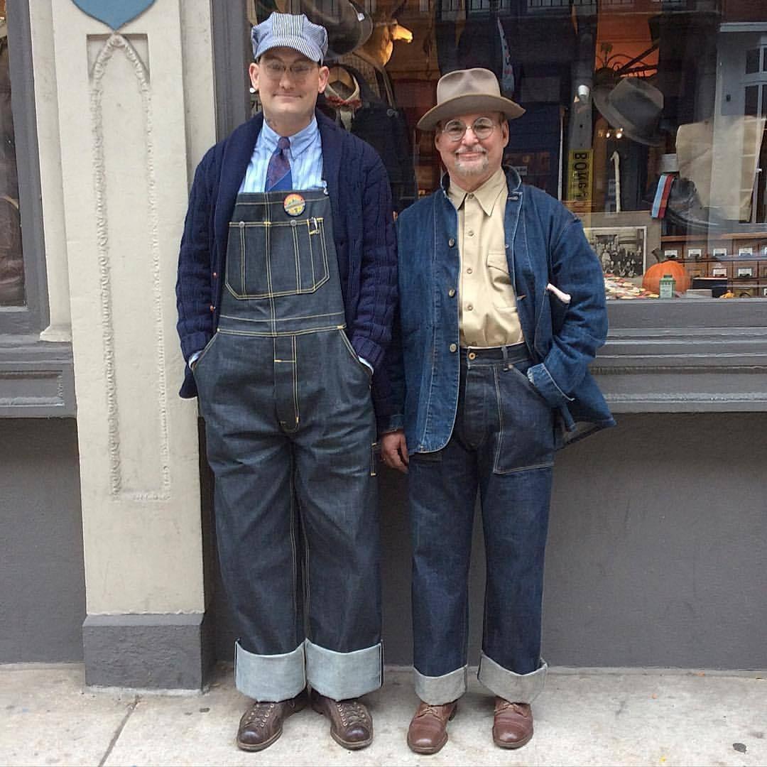 Briar Vintage Workwear Vintage Denim Fashion Denim Street Style