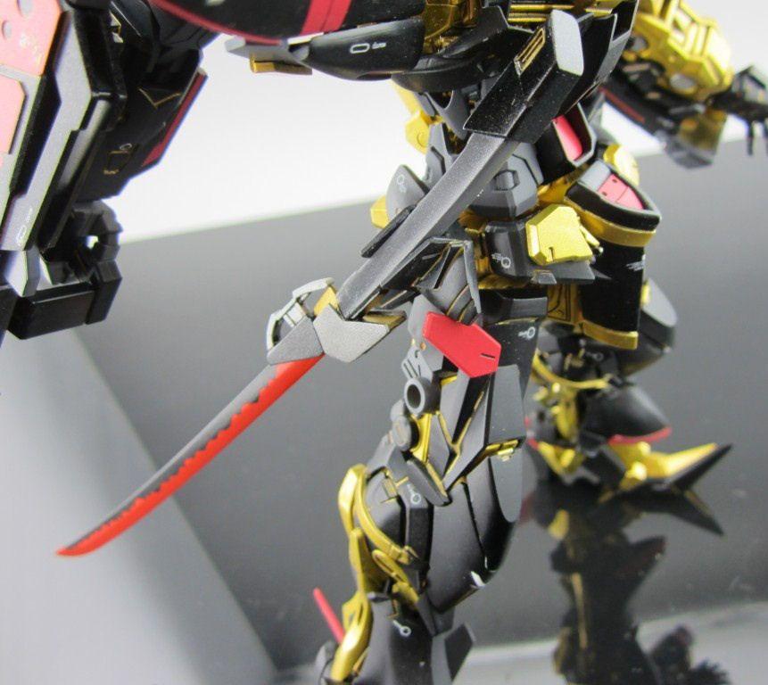 MBF-01 Gundam Astray Gold Frame Amatsu Perfect Form | Mecha (Gundam ...