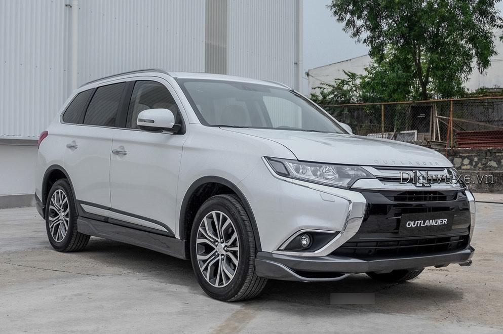 Mitsubishi Outlander 2019 Gia Lăn Banh Mới Nhất Bao Nhieu Xe O To O To Mazda