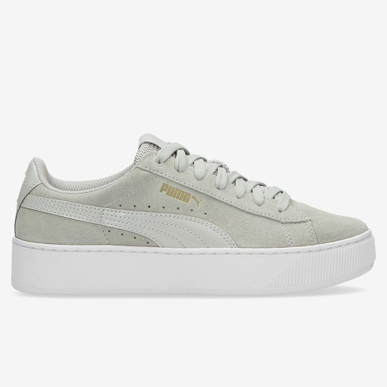 zapatos puma con plataforma