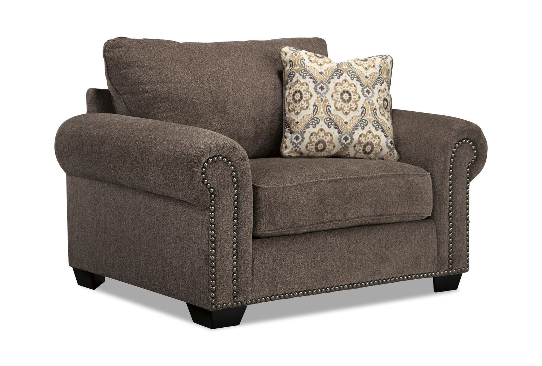 Claire Chair Chair And A Half Mattress Furniture Ashley Furniture