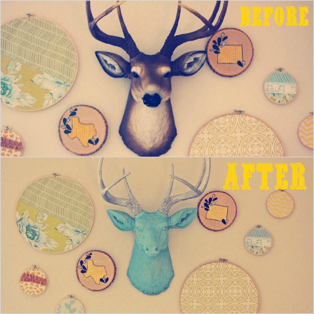 oh, sweet joy!: ((handmade monday)) Deer-IY | Inspiring DIY ...