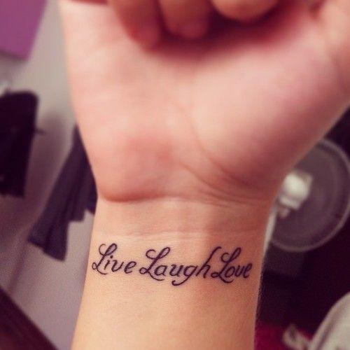 Tumblr Mhk39ecaxo1rkfibjo1 500 Large Trendy Tattoos Tattoos Love Wrist Tattoo
