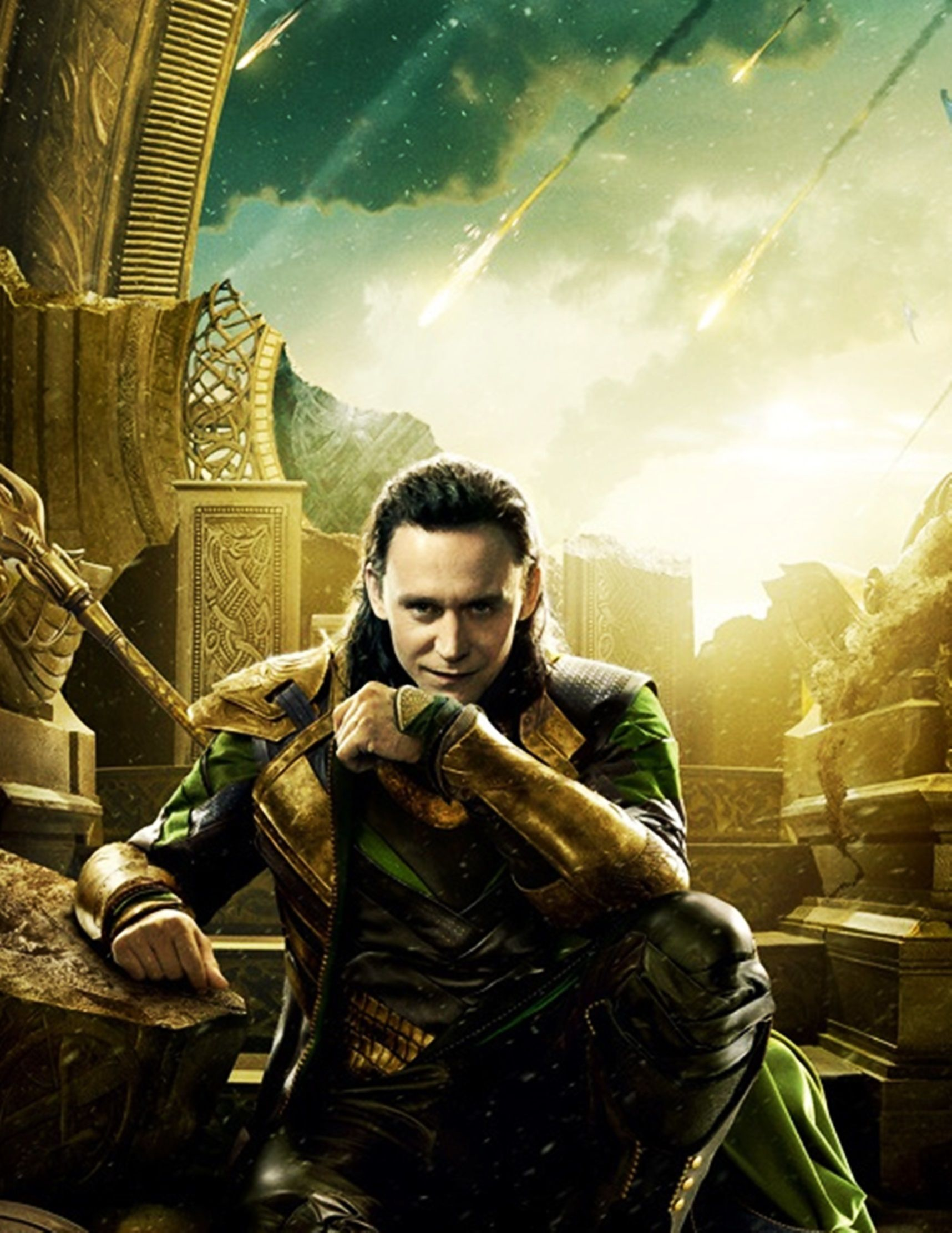 Tom Hiddleston Loki poster, Loki wallpaper, Loki thor