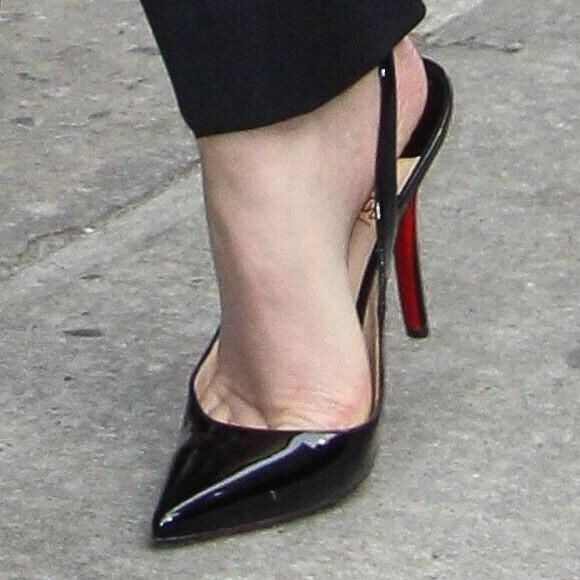 louboutin high heel slingbacks shoes pinterest schuhe hochhackige schuhe und pumps. Black Bedroom Furniture Sets. Home Design Ideas