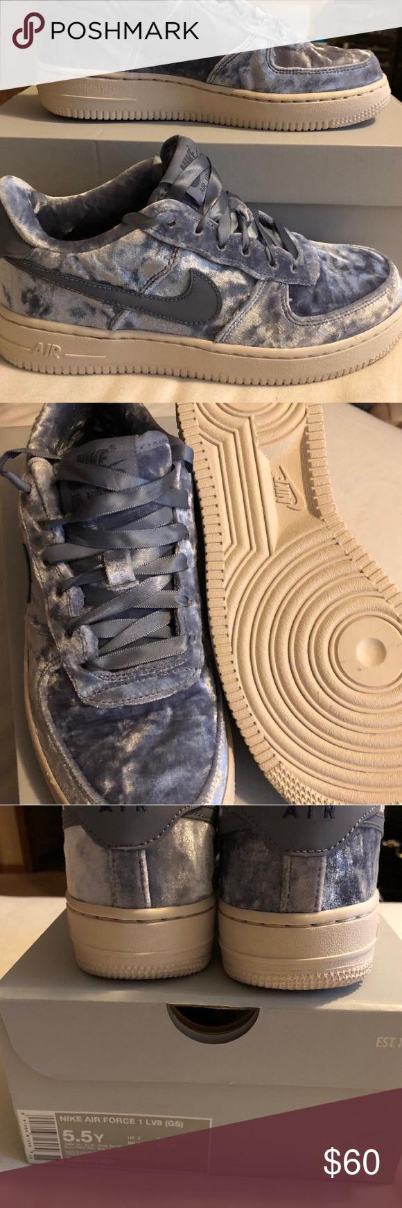 NEW IN BOX NIKE AIR FORCE 1LV8   Nike