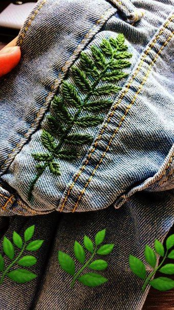 Planty Jacke #doityourself #dıy #project #creativity #inspiration