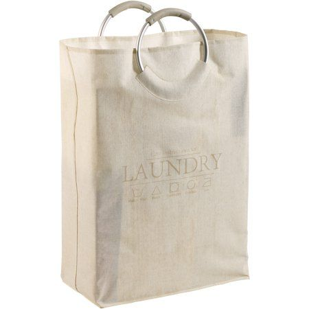 Better Homes Gardens Laundry Sentiments Collapsible Laundry Tote