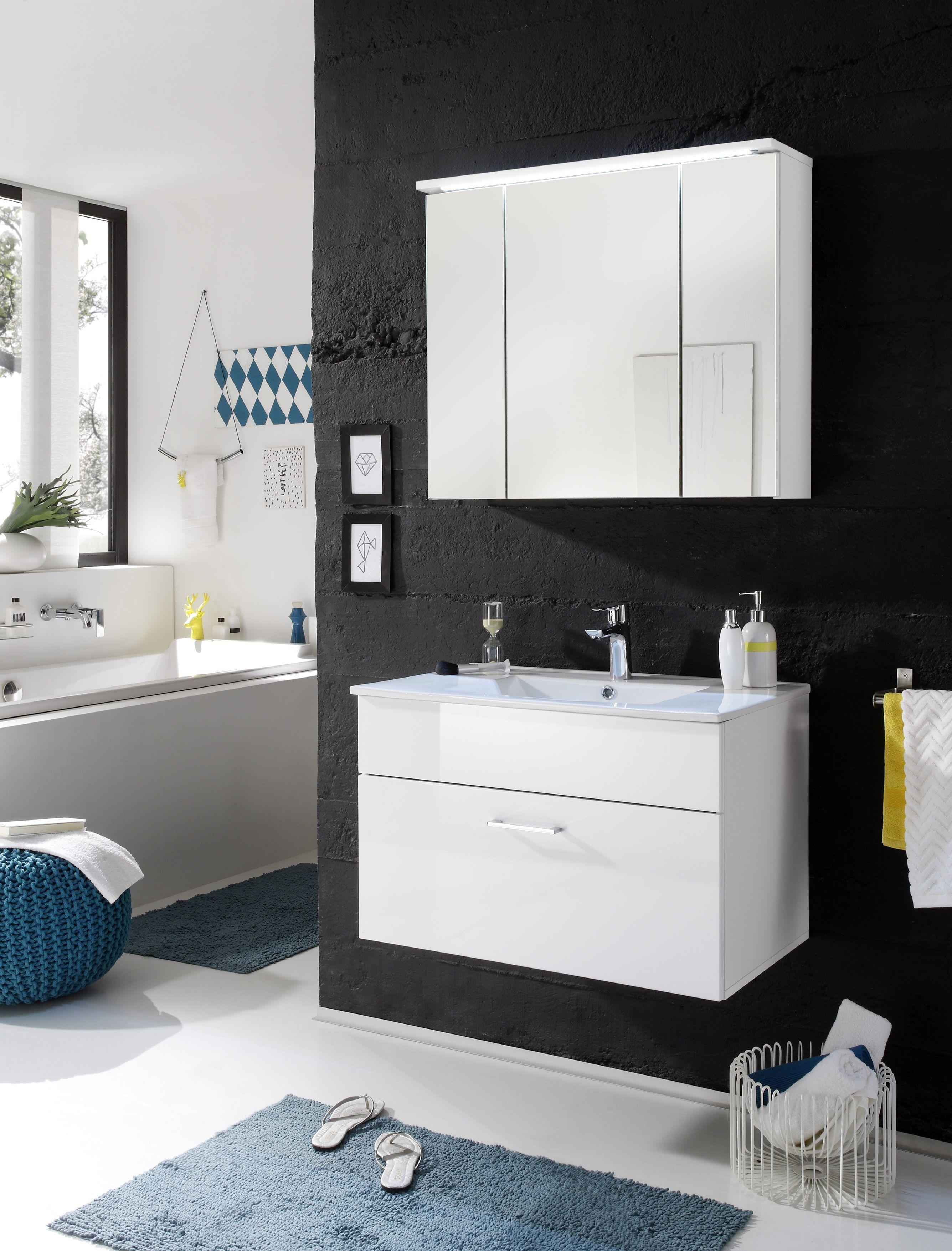 Badezimmer design beleuchtung badezimmer weiss hochglanz weiss mit beleuchtung woody