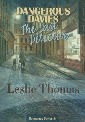 Bitter Tea And Mystery Dangerous Davies The Last Detective By Leslie Thomas The Last Detective Detective Books