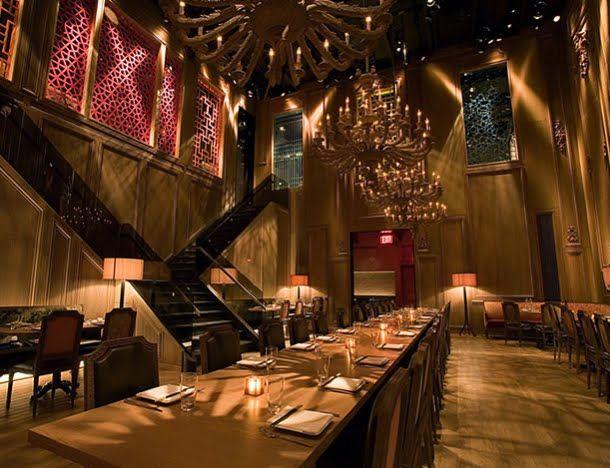 Buddakan Not Your Average Chinese Restaurant 75 Ninth Ave At 16th St York Restaurants Restaurant New York Nyc Restaurants